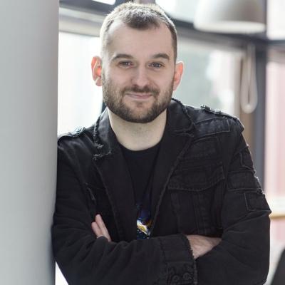 Marcin Biegała zdjęcie